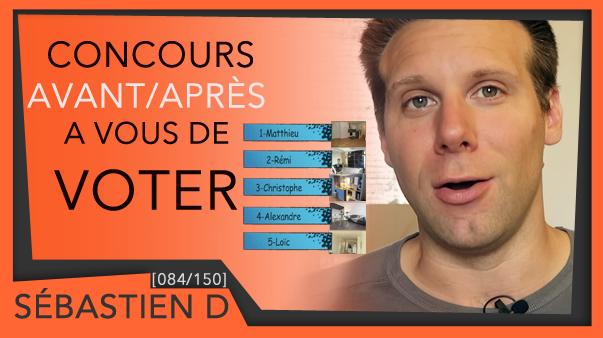 084-Concours-AVANT-APRES-de-vos-réalisations Sébastien D