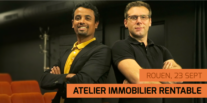 Atelier immobilier rentable Rouen Sébastien D